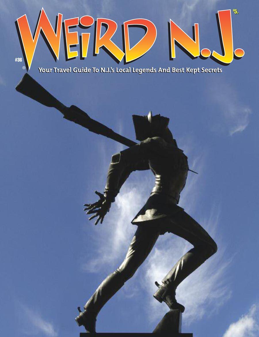 Weird New Jersey Magazine 3