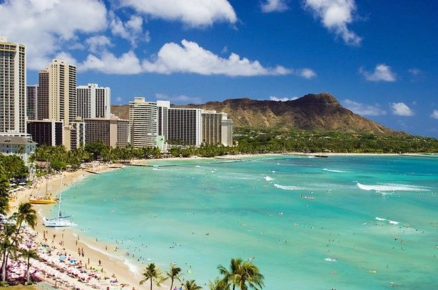 Honolulu Is The Capital And Largest City Of The U S State Of Hawaii It Is An Unincorporated Part Of And The Best Hawaiian Island Hawaii Resorts Hawaii Travel
