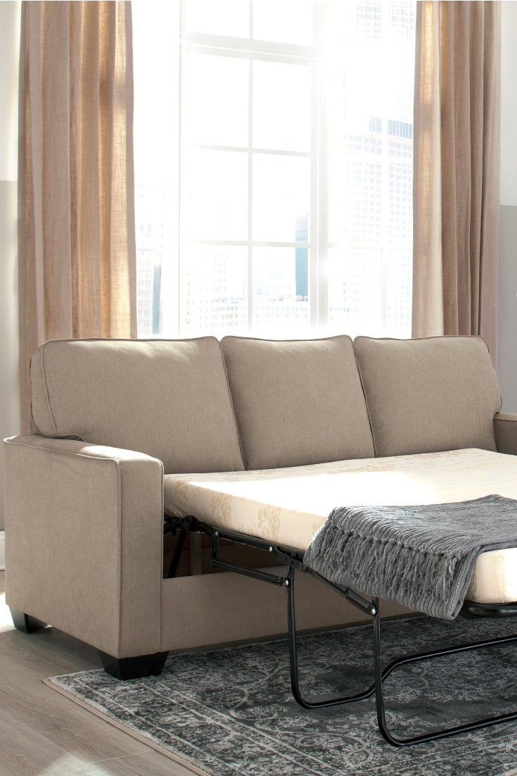 How to Make a Pull Out Sofa Bed More Comfortable | How to ...