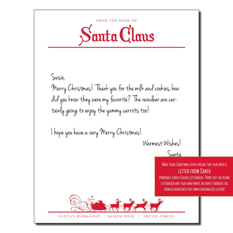 Elf Progress Report & Santa Letterhead Official North