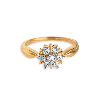 rings limited and yellow tanishq ring jewelry industries finger diamond titan engagement gold