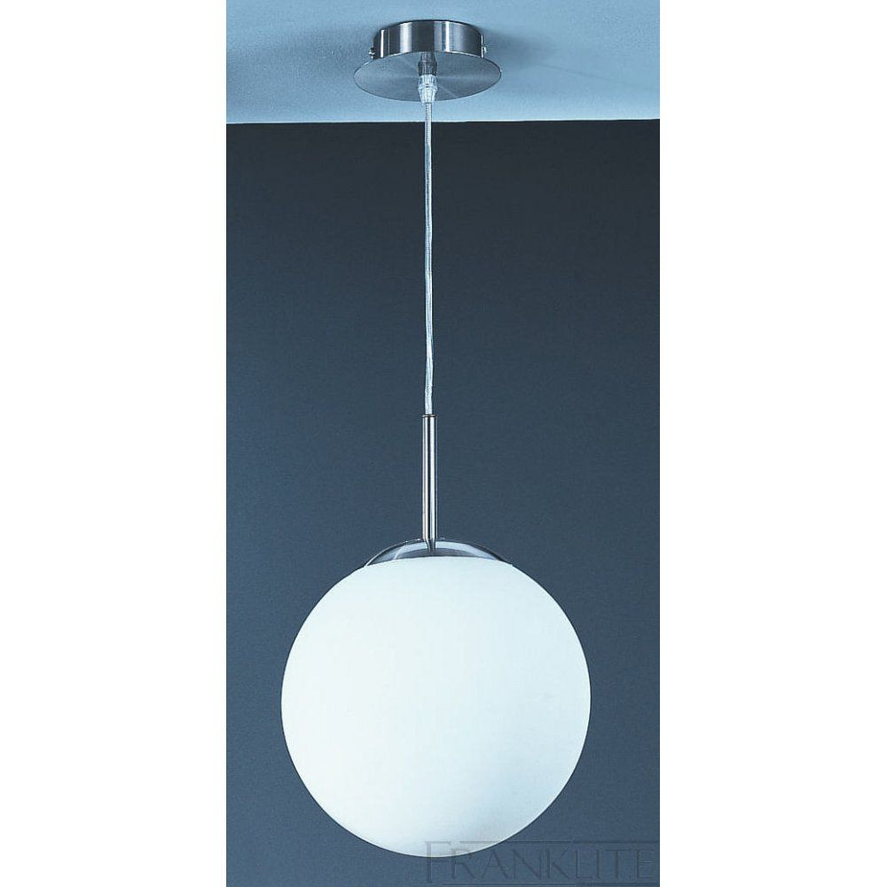 Franklite PE9861 Modern Glass Globe Pendant. Can only find in the UK