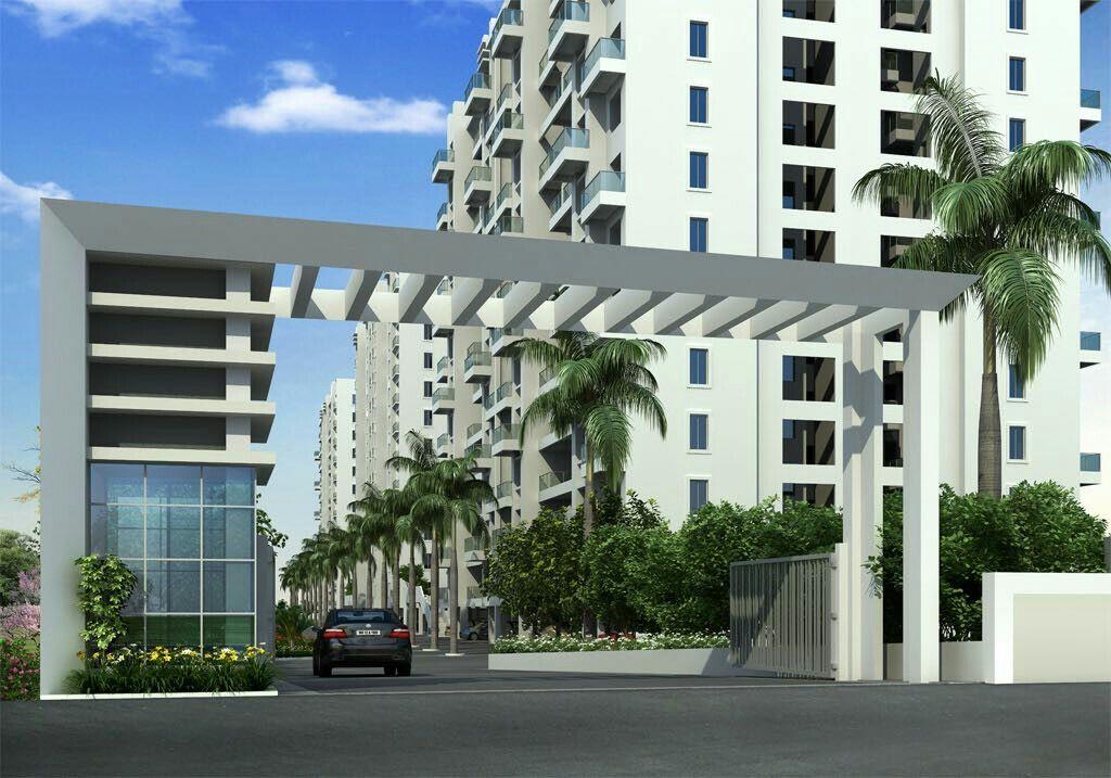Pin de rufus dsouza en gated entry designs pinterest for Accesos arquitectura