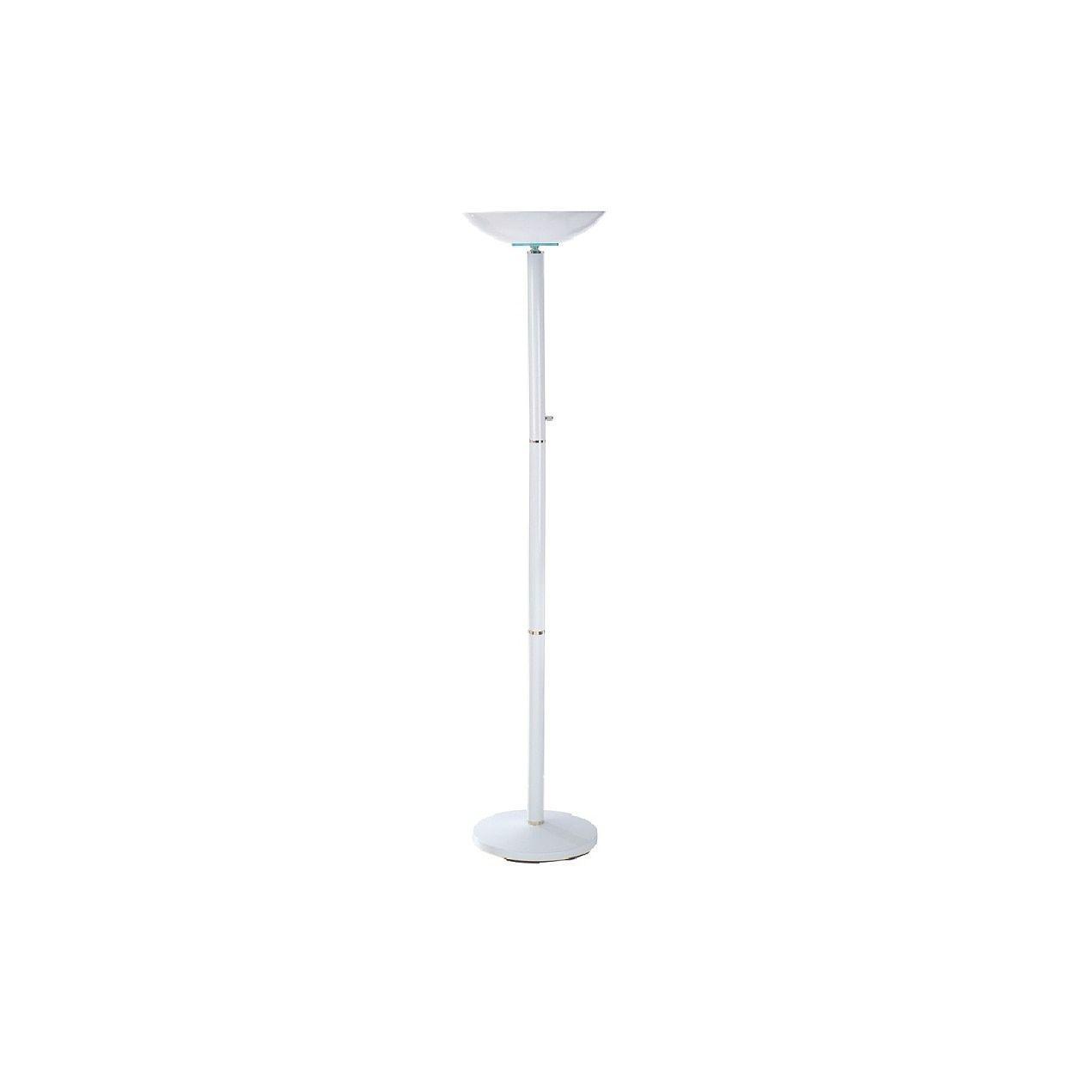 Q-Max 71-inch Torchiere Floor Lamp