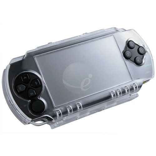 timeless design fc531 48028 New Clear Crystal Hard Cover Case for SONY PSP 1000 [Video Games ...