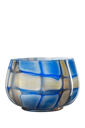 Kosta Boda Vivienne Bowl - Blue by Kosta Boda on @HauteLook