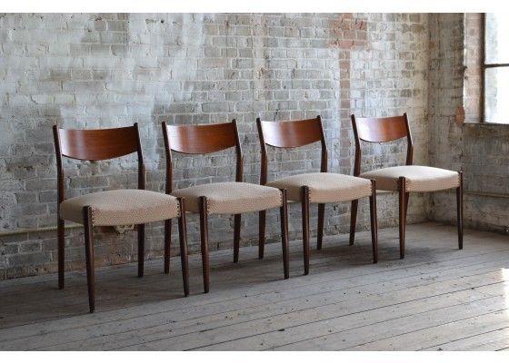 Design Pastoe Stoelen : Vintage pastoe stoelen inrichting pinterest