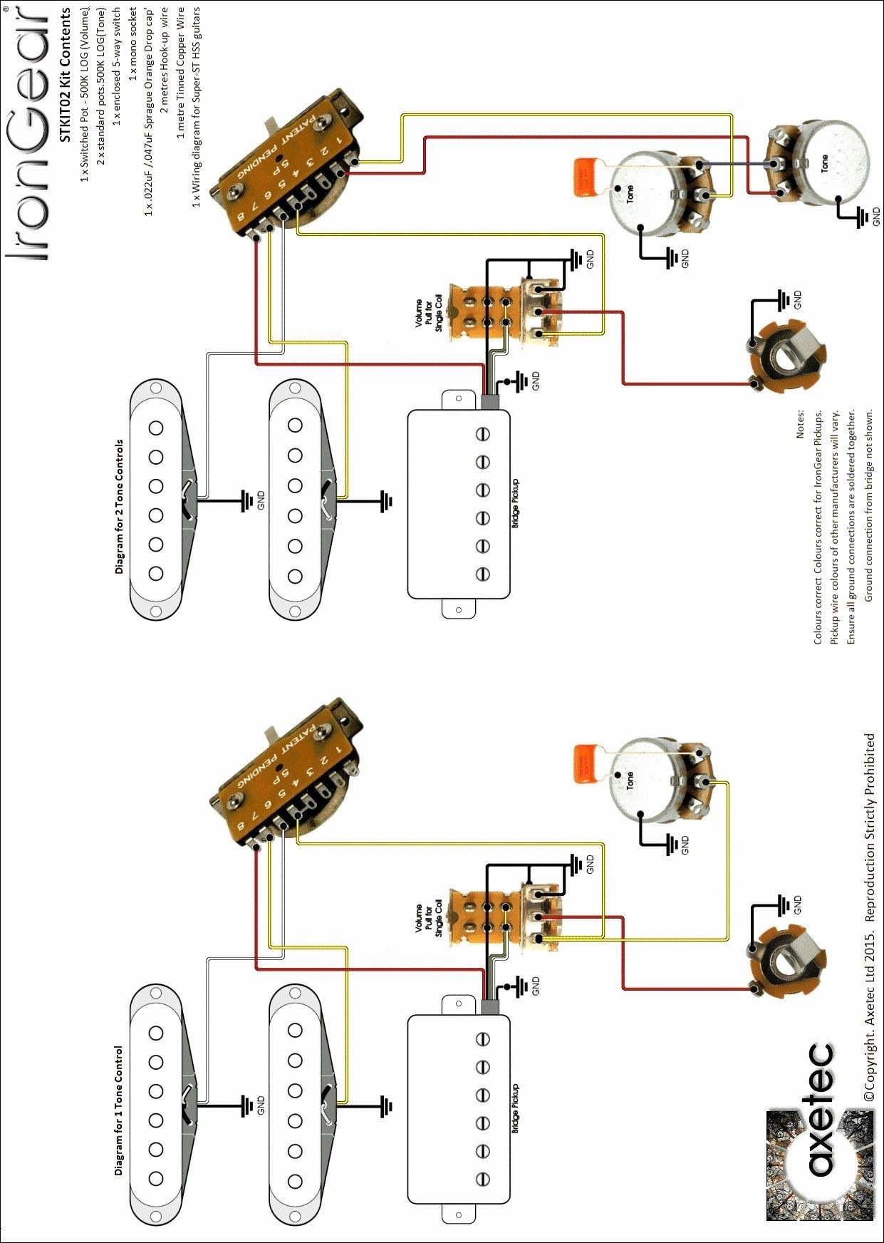 small resolution of 2 humbuckers 1 volume 1 tone 3 way switch inspirational fine guitar with regard to guitar wiring diagram 2 humbucker 1 volume 1 tone