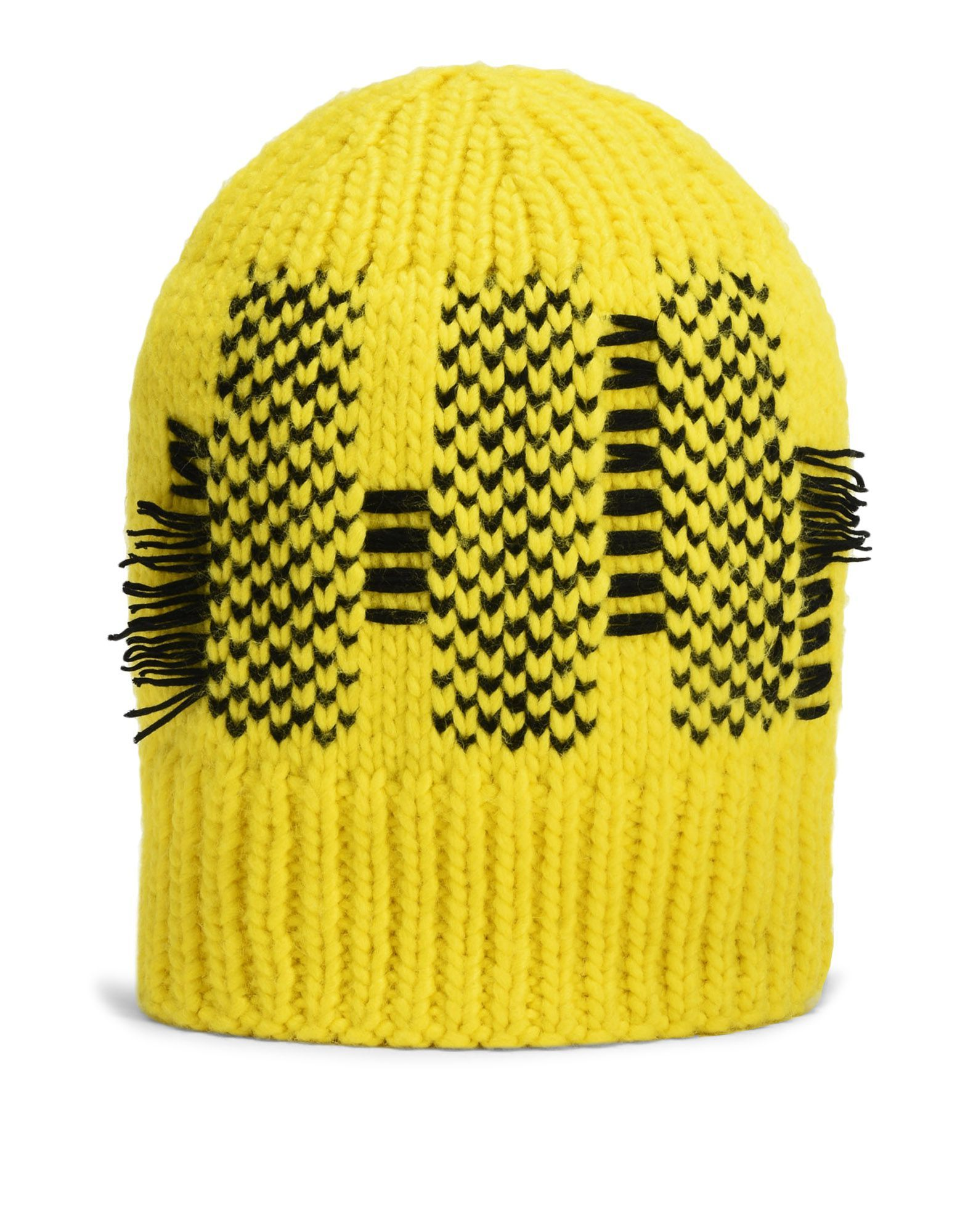 99ab39e48aa Y-3 KNIT BEANIE BEANIE   100.00 COLOR  YELLOW SIZE  ONESIZE PRE ...