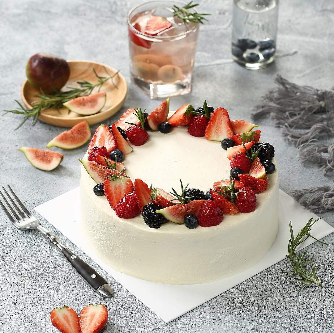 New Arrival Proud To Present Croissant Villages New Birthday Cake