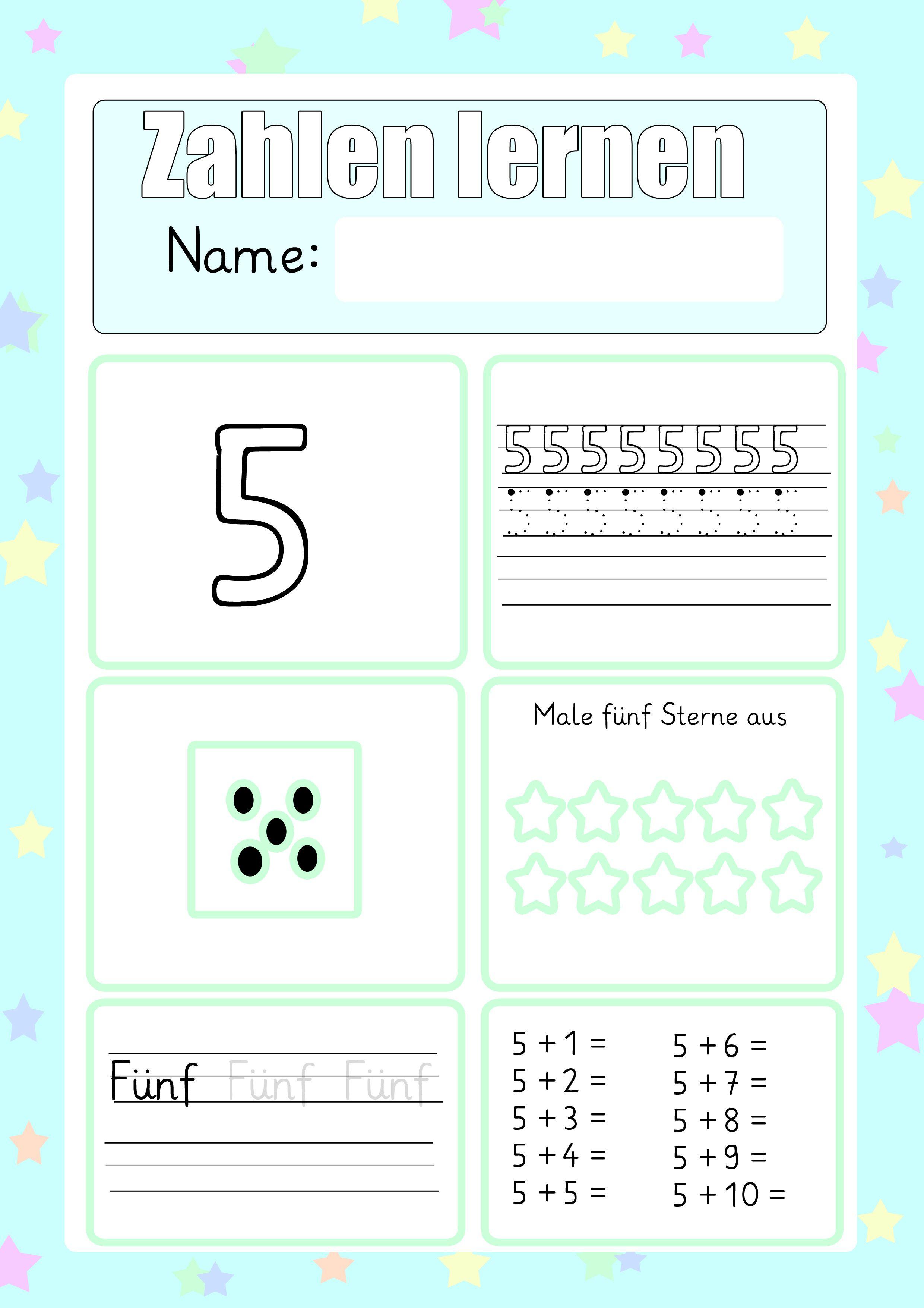 Zahlen Schreiben Lernen Zum Ausdrucken Zahlen Schreiben Lernen Zahlen Schreiben Schreiben Lernen