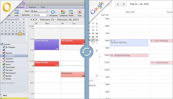 how to sync outlook for mac calendar with google calendar ...