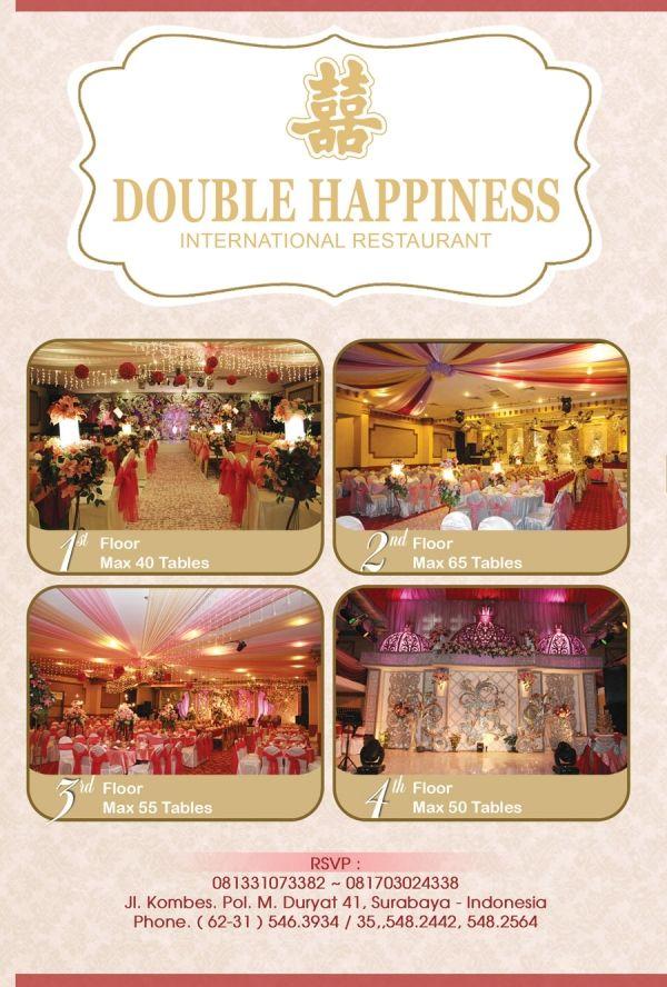 Lowongan Kerja Double Happiness International Restaurant Sebagai Chef Chinese Food Surabaya Strategi Pemasaran Pemasaran