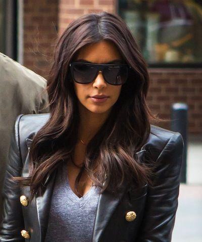 Kim Kardashian Hair Hair Hair Hair Styles Hair Inspo