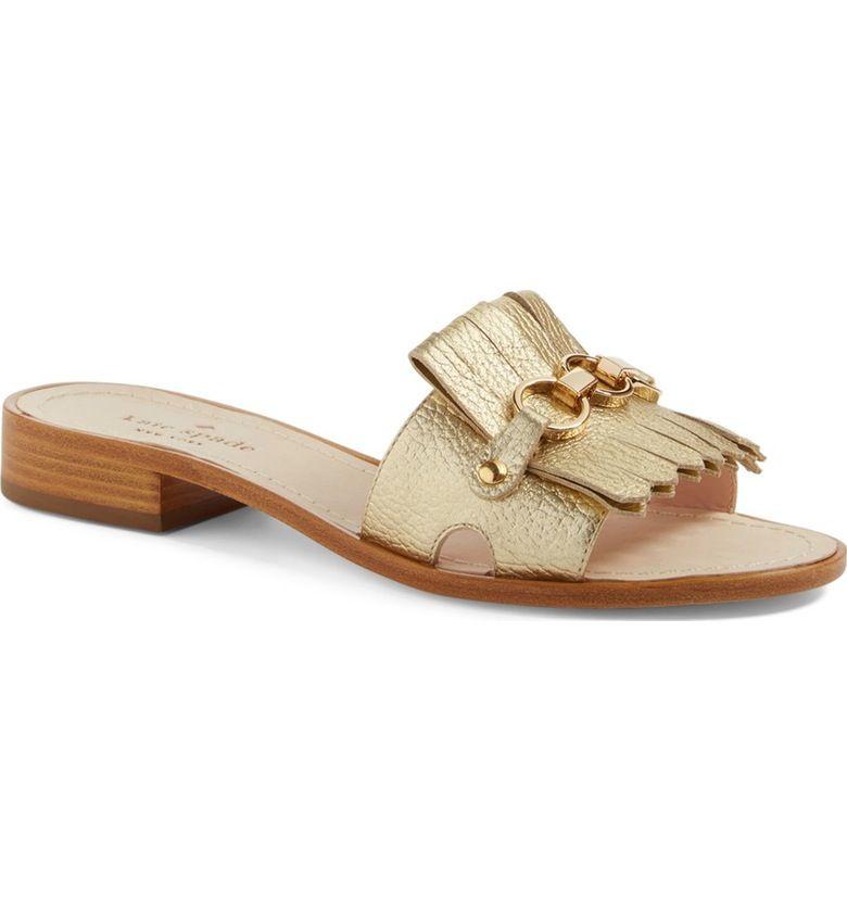be055d3ae664 Main Image - kate spade new york brie slide sandal (Women)