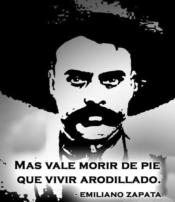 Emiliano Zapata And The Mexican Revolution A Board For Change Amazing Emiliano Zapata Quotes