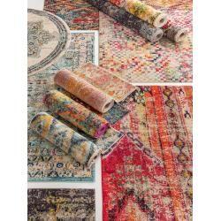 Photo of benuta Kurzflor Teppich Casa Multicolor 300×400 cm – Moderner Bunter Teppich für Wohnzimmer benutabe