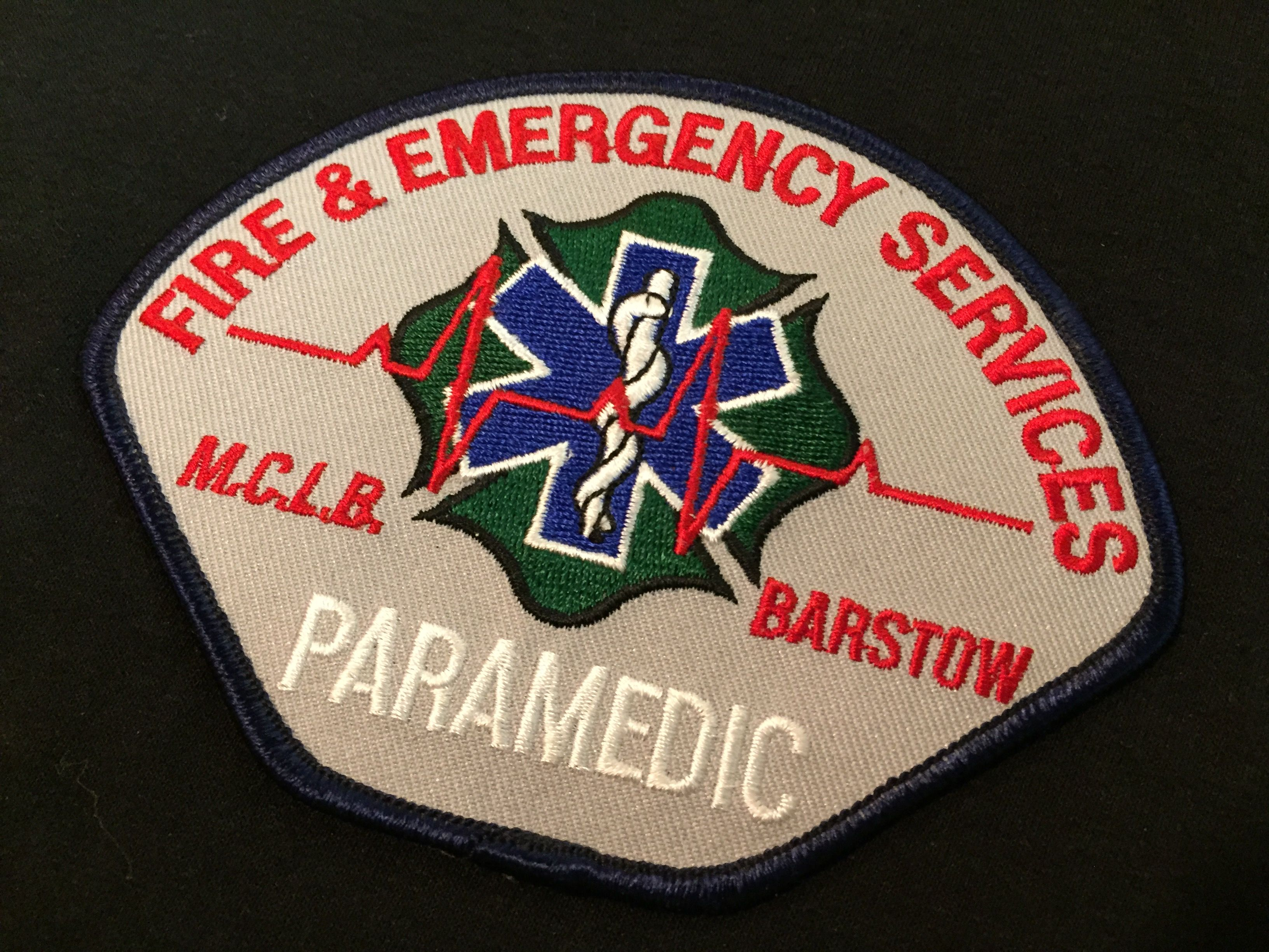 Marine corps logistics base barstow fire firefighter