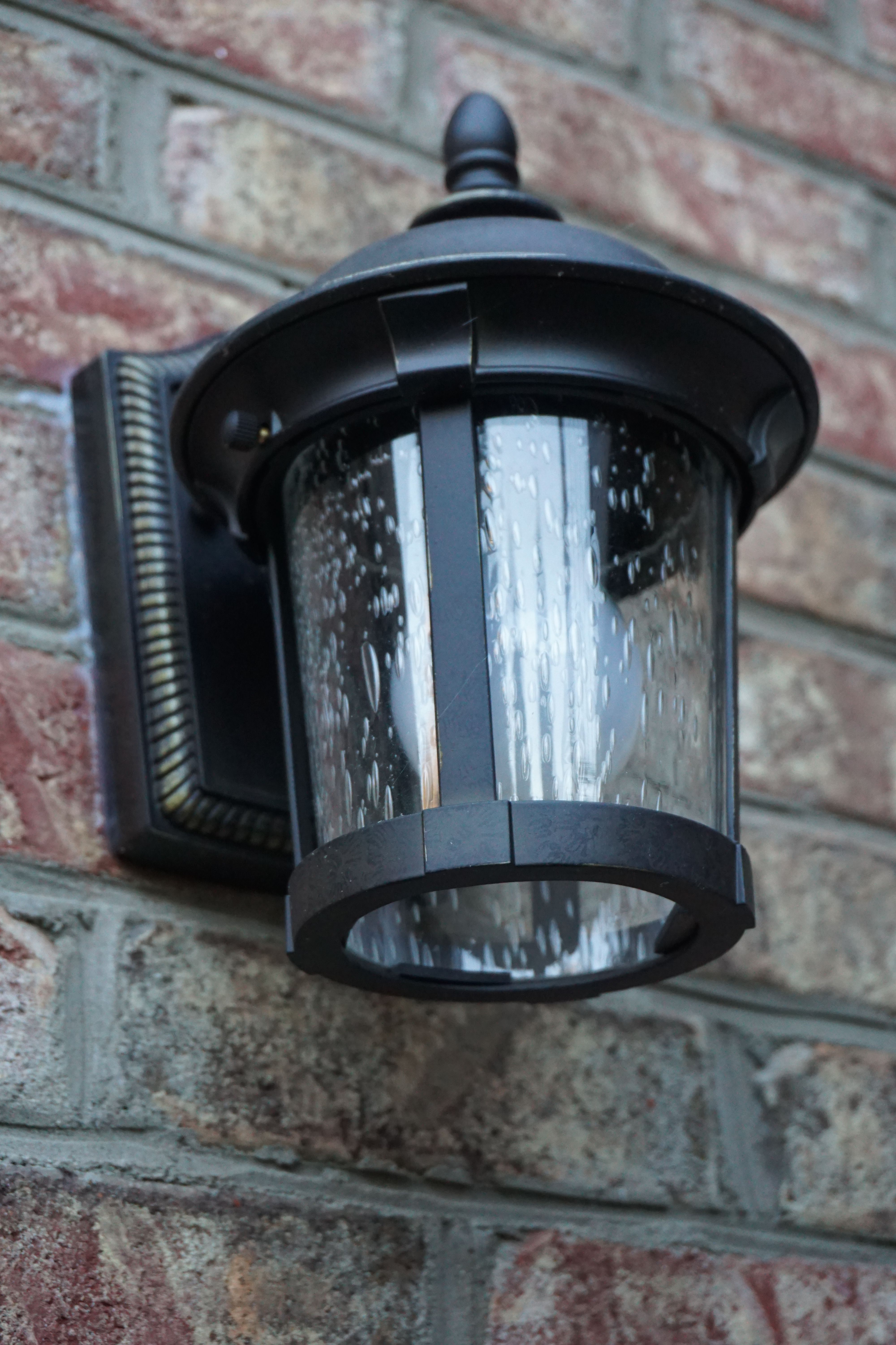 Best Light On The Exterior Of A Custom Home Built By Wieland 400 x 300