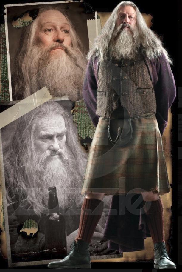 Aberforth Dumbledore Schauspieler