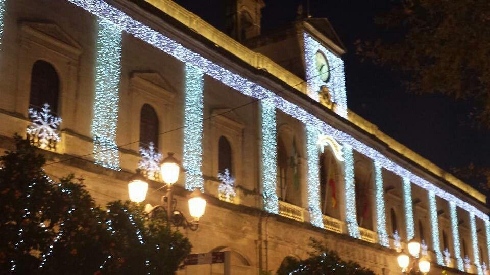 El Ayuntamiento en Navidad