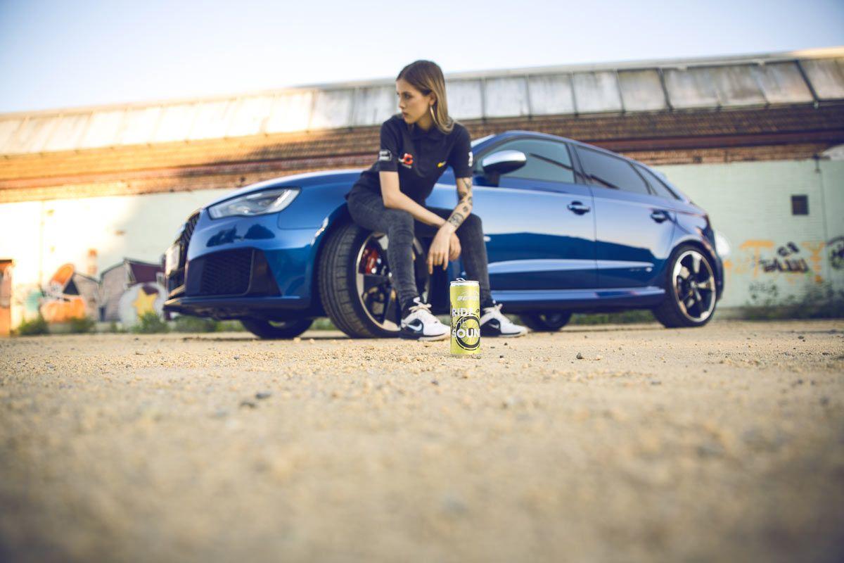 teamETON Poloshirt, Audi RS3, ETON Ride the sound, ETON