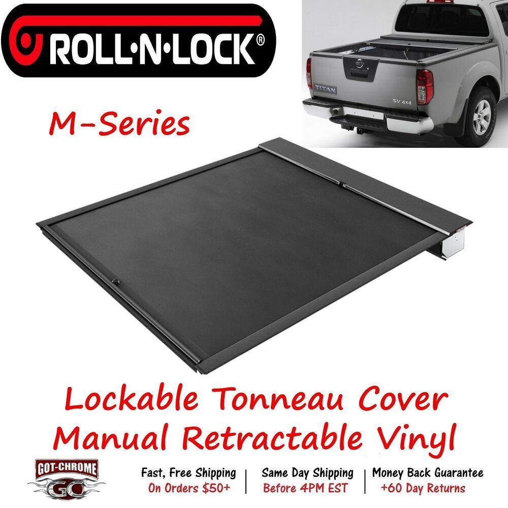 (Sponsored eBay) LG880M RollNLock Retractable Tonneau