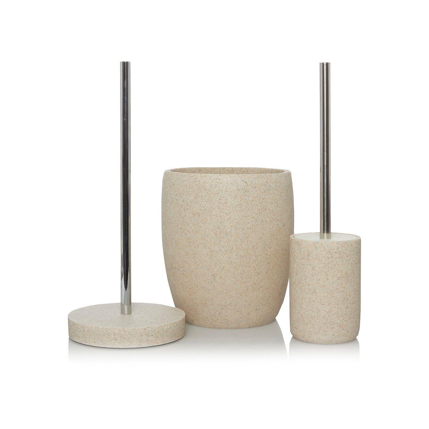 Beautiful Stone Effect Bathroom Accessories Elaboration - Bathroom ...