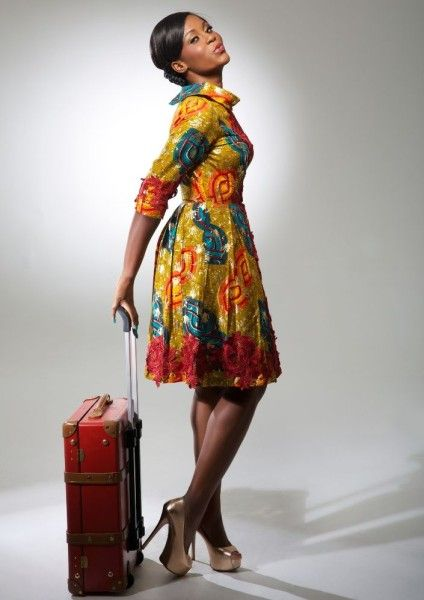 Modele Couture Pagne Africain Fashion Pagneuse Pinterest