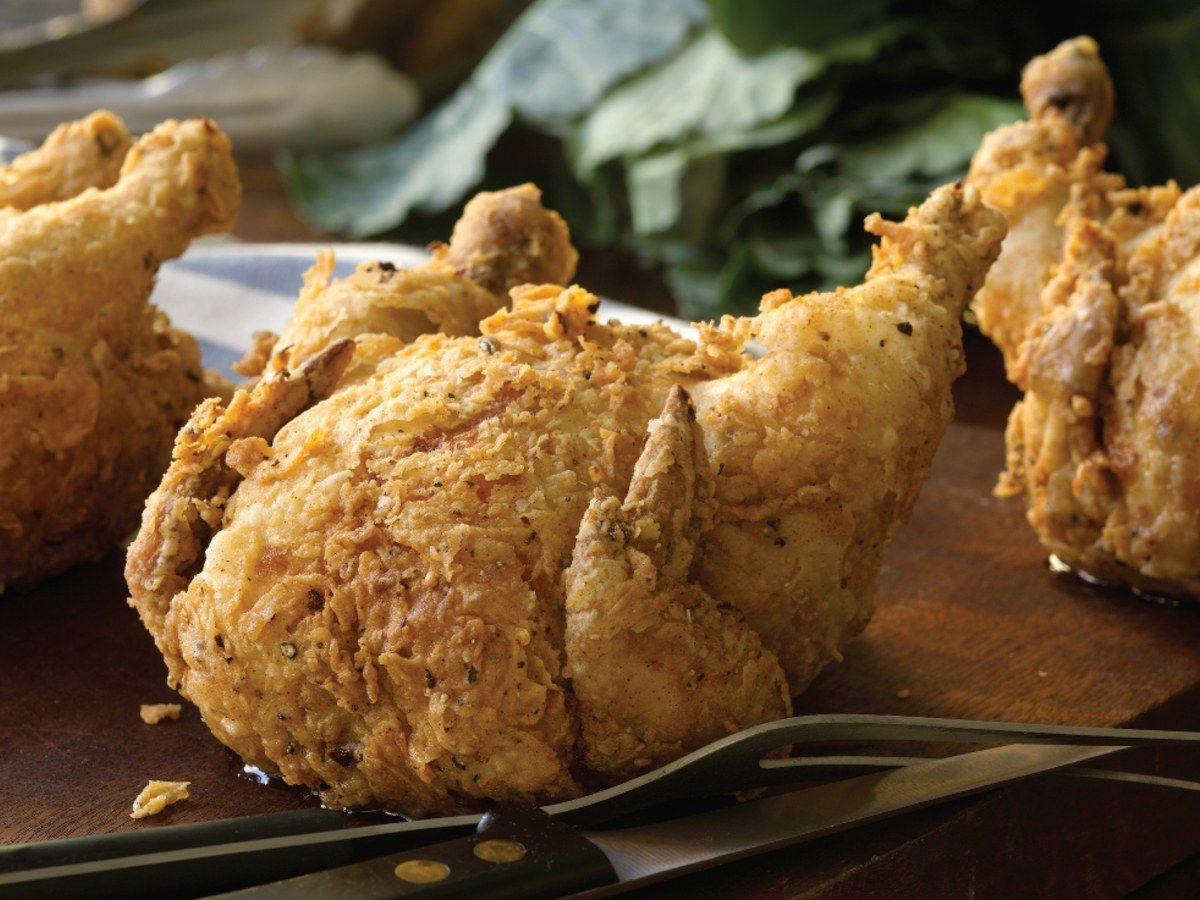 Pat S Deep Fried Cornish Game Hens Epicurious Recipe Cornish Hen Recipe Food Game Hen Recipes