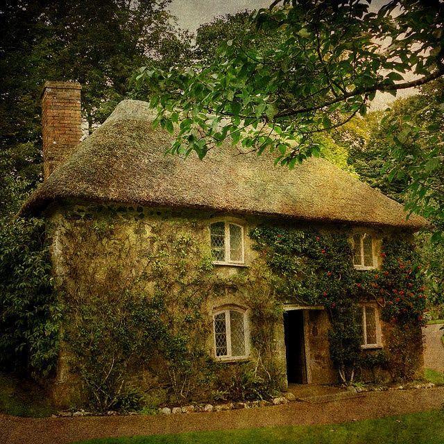 Garden House, Lanhydrock Castle, Cornwall, England