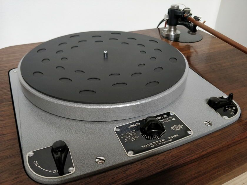 301 | A/V | Audio, Turntable, It is finished