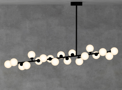 Mimosa Pendant Lighting By Areti Lamper