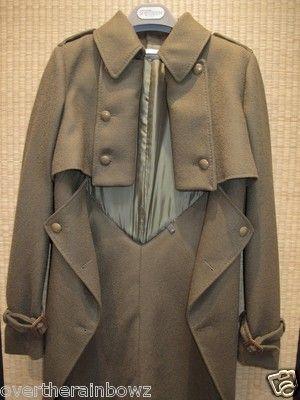 McQueen coat £122