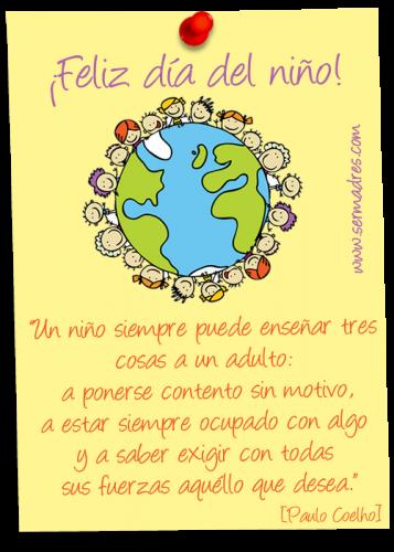 1ro de Junio, Día Internacional del Niño   festividades
