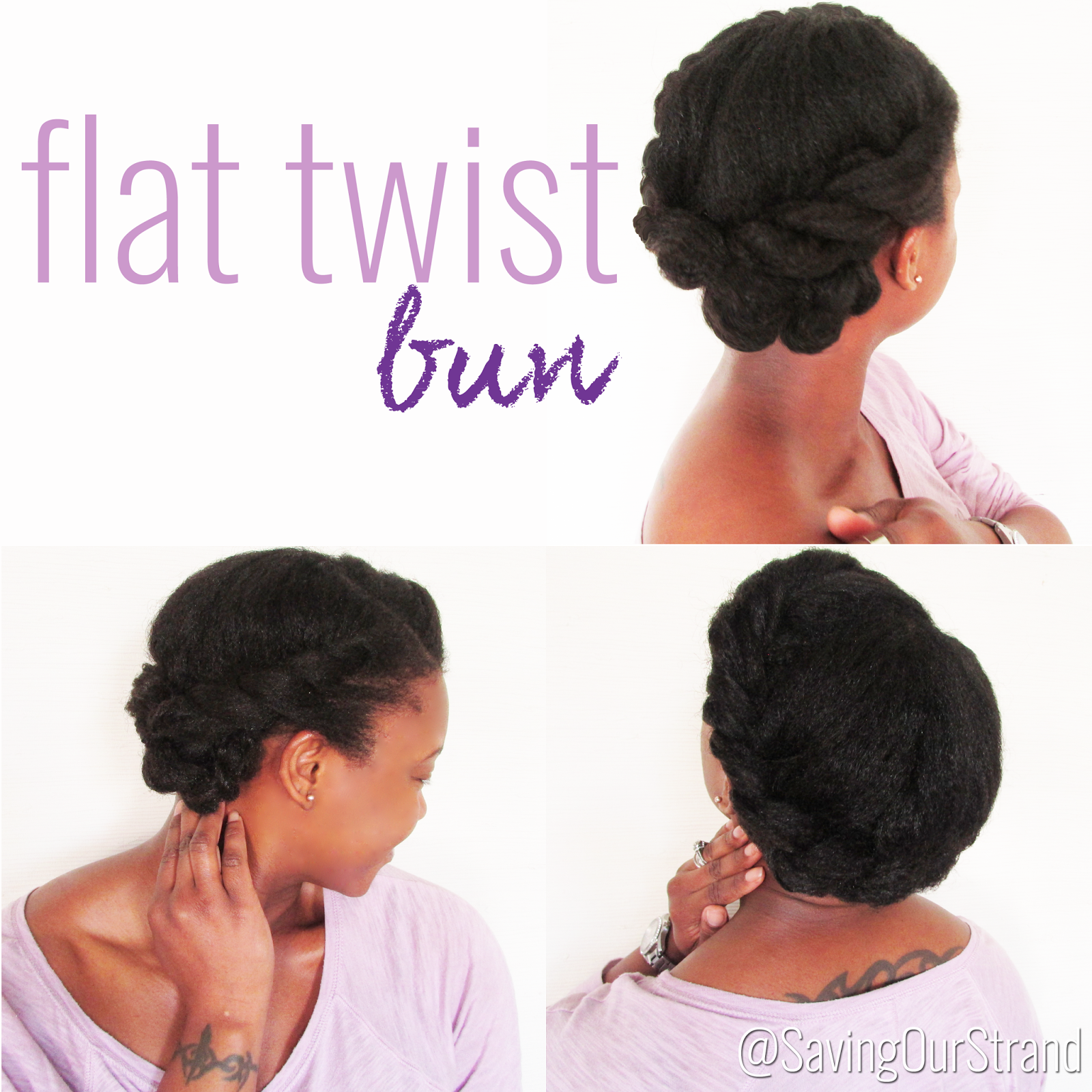 How to install curlformers on natural hair, Updos for natural hair ...