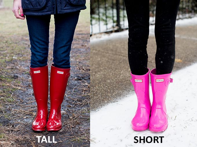 matching in colour new high quality for whole family Guide to Buying Hunter Boots   Hunter Boots   Winter boots ...