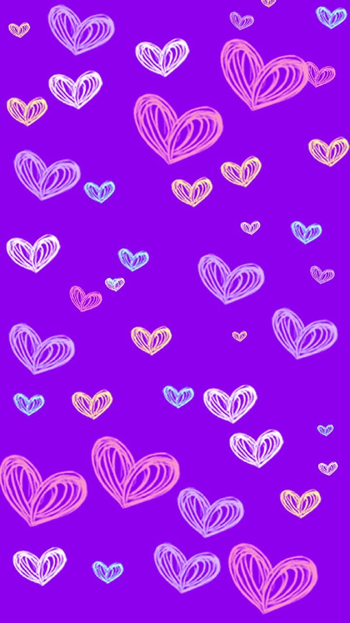 Floating Hearts wallpaper by Pann70 - f575 - Free on ZEDGE™