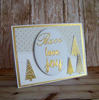 Line up stamps and dies easily with this tip http://anngcrafts.blogspot.ca/2015/11/peace-love-joy-coordinating-die-and.html