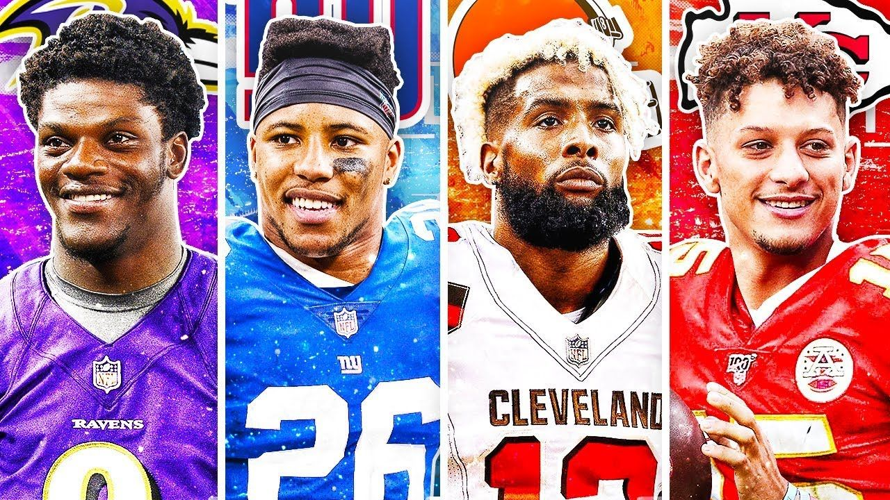 Best nfl player from each team in 2020 nfl players