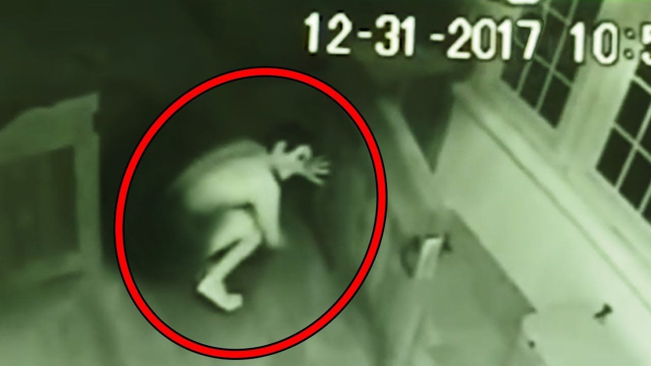 5 Scary Things Caught On Camera - YouTube | Top 5 Weird Videos