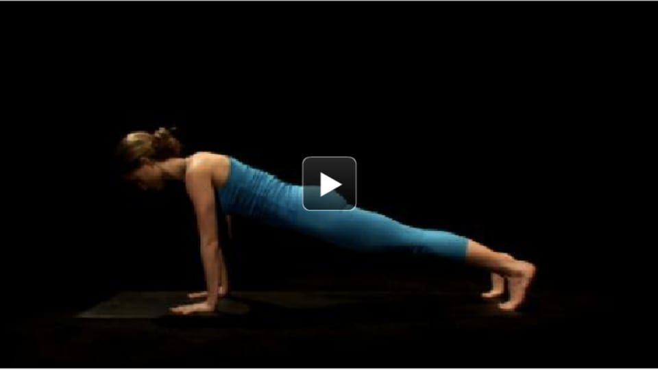 Watch + Learn: Chaturanga to Upward Dog | Yoga Journal ...