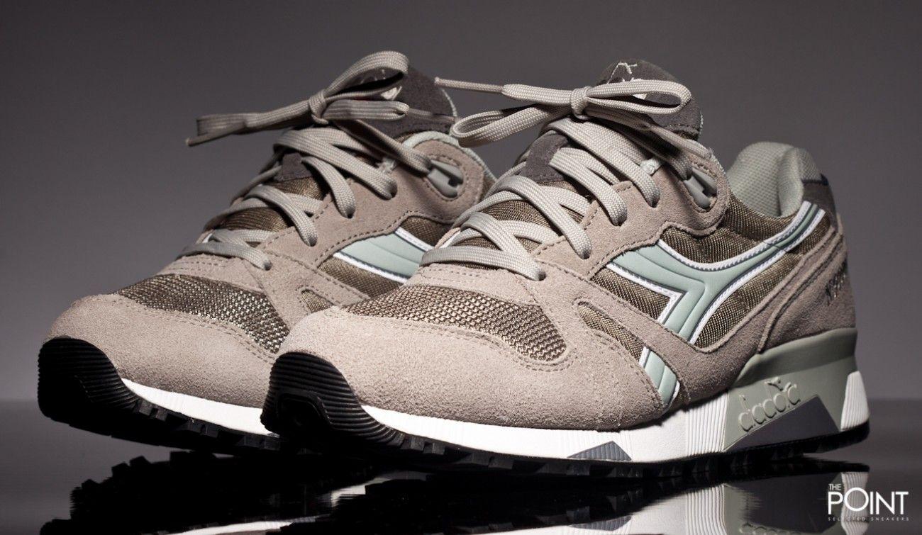 diadora n9000 nyl, Diadora hombre calzado sneakers verde
