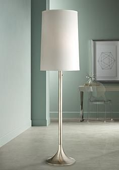 possini euro design lighting. Possini Euro Design Light Blaster® Trumpet Floor Lamp Lighting