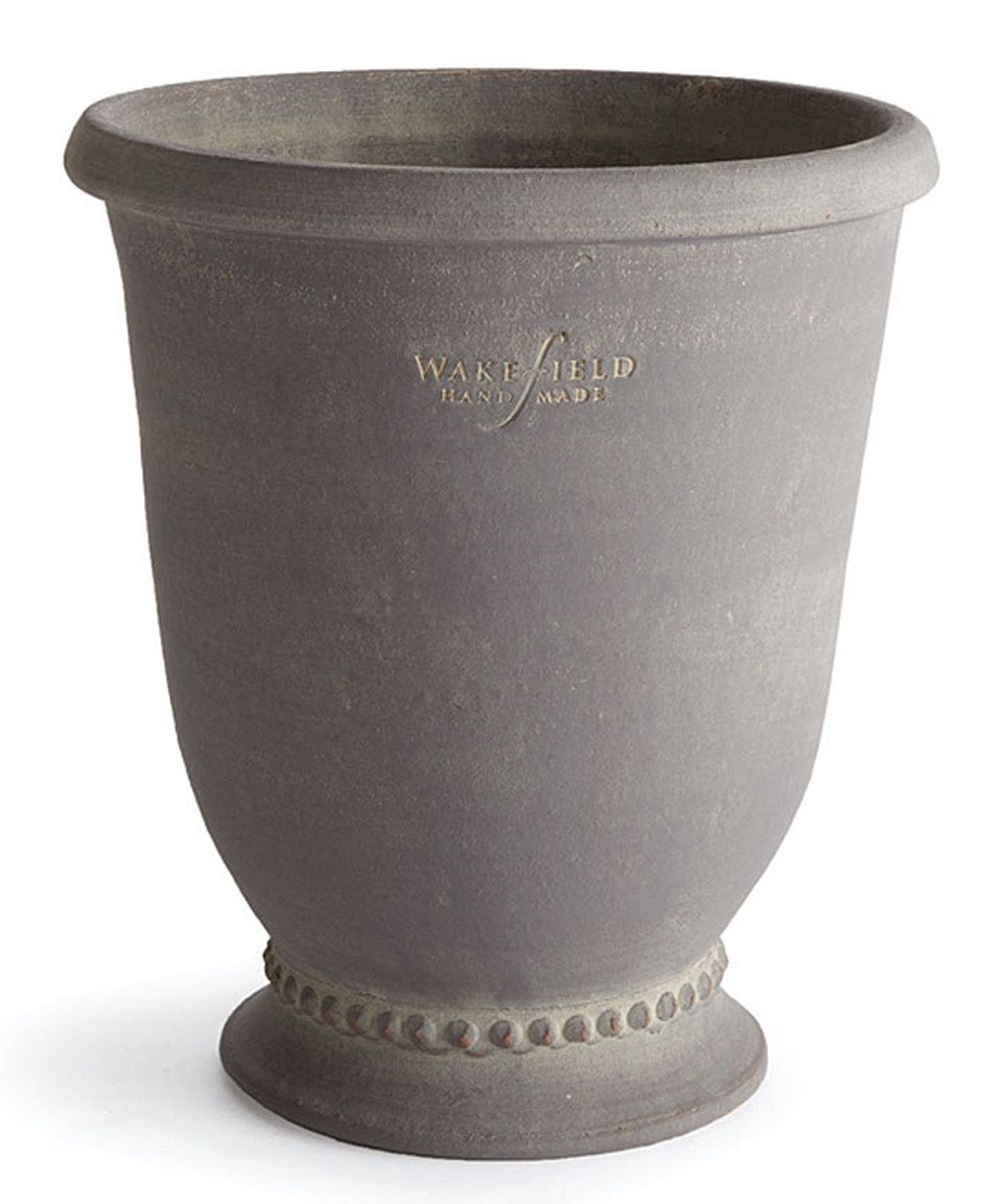 Napa Home & Garden Gray Anduze Pot by Napa Home & Garden
