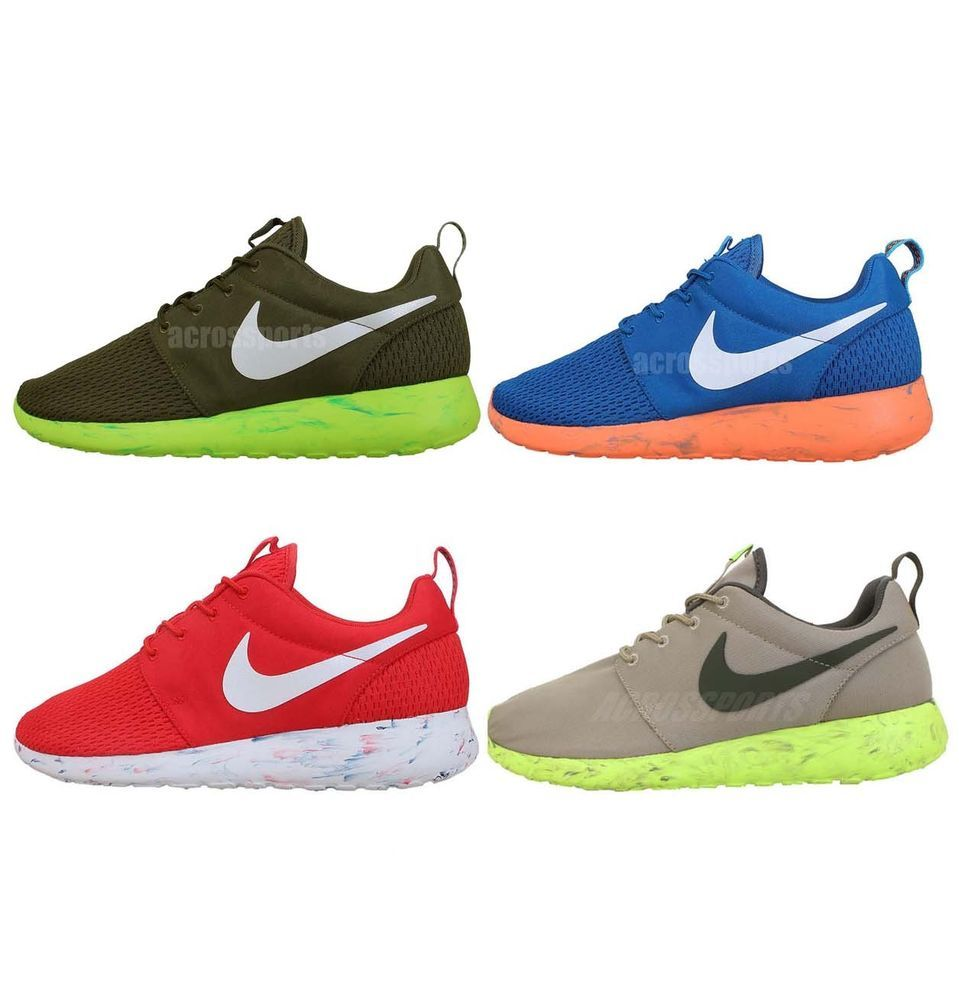 Nike Roshe Run Athletic Shoes for Men | eBay
