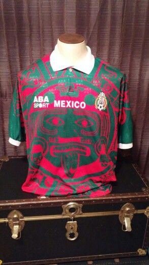 5cfda87d069 Vtg kit  Aba Sport Mexico 3rd Kit. Circa 1998