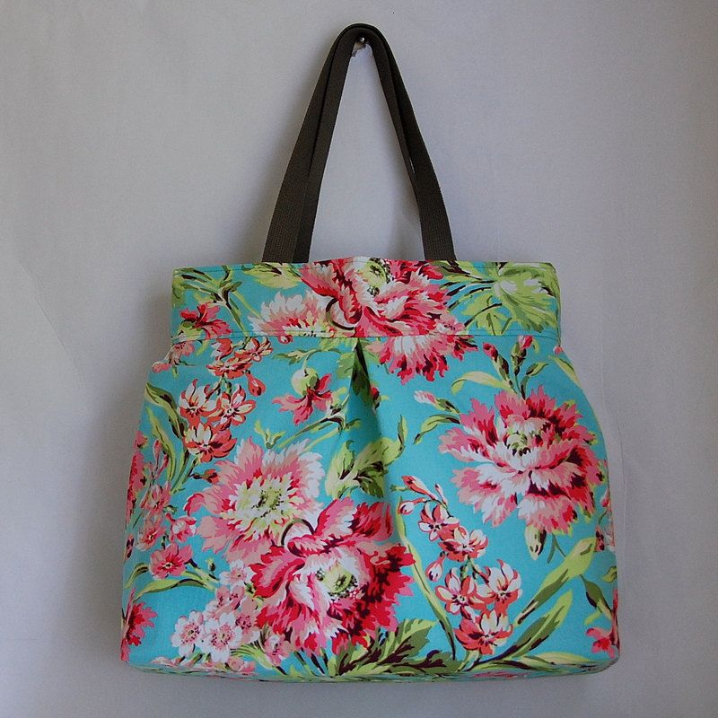 Bliss Bouquet Weekender  READY TO SHIP by tanneicasey on Etsy, $55.00