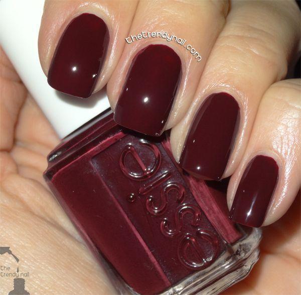 bordeaux essie nail polish - Google Search | Essie Nail Polish ...