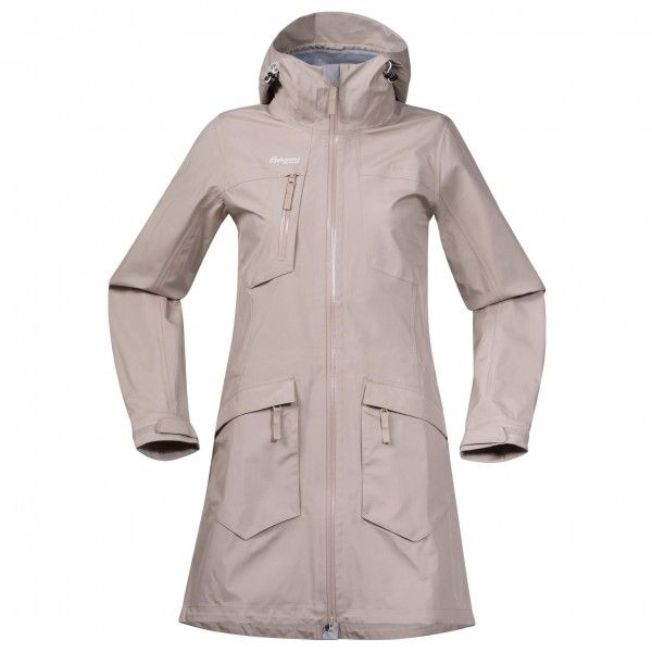 Bergans damen mantel bjerke 3in1 lady coat